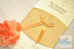 Undangan Pernikahan Ekslusif Ornament Clasic 8 Ivory UB-EOC08I