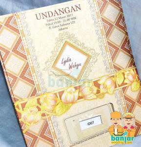 Undangan Pernikahan Murah UB-ID07