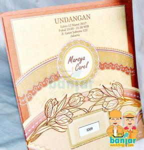 Undangan Pernikahan Murah UB-ID09