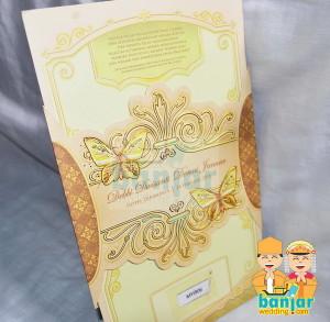 Undangan Pernikahan Murah UB-MYI906