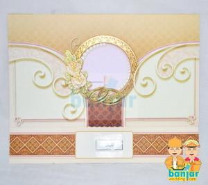 Undangan Pernikahan Murah UB-GX32