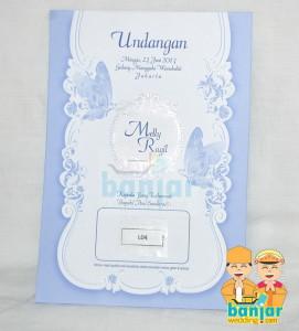 Undangan Pernikahan Murah UB-L04