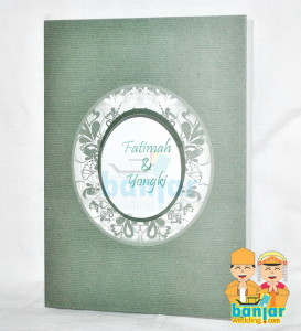 Undangan Pernikahan Murah UB-L07