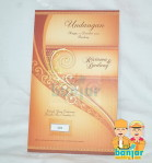 Undangan Pernikahan Murah UB-C15