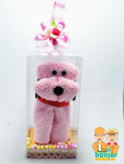 Towel Animal Dog CT-39