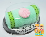 Towel Cake Roll Oval CT-12