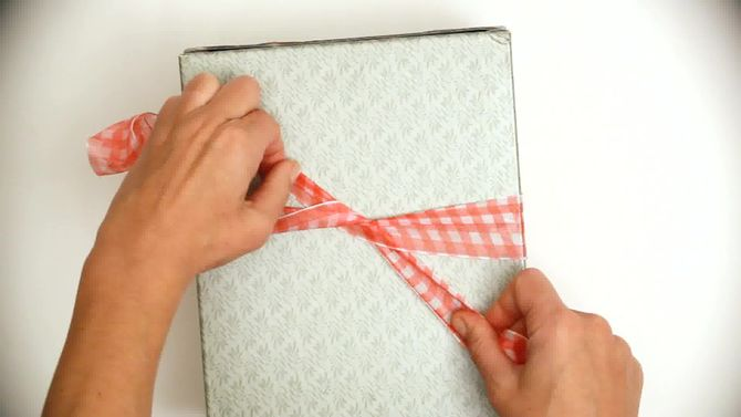 cara mengikat pita