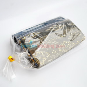 Souvenir Gantungan Kunci Dompet Batik GK-03