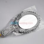 Souvenir Cermin Perak Gagang SV-16