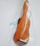 Souvenir Gantungan Kunci Gitar Kayu GK-06