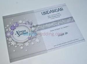 Undangan Pernikahan Cantik UB-C29