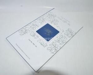 Undangan Hardcover Ekslusif MT73