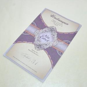 Undangan Perkawinan Hemat F31