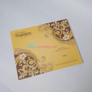 Undangan Pernikahan EB88165