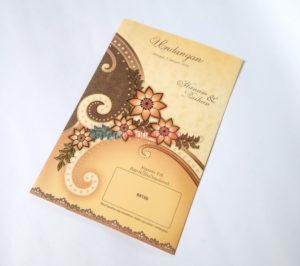 Undangan Pernikahan EB88150