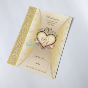 Undangan Pernikahan EB88124